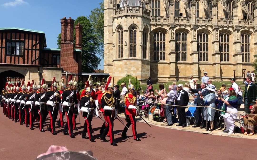 The Royal Wedding of Meghan & Harry