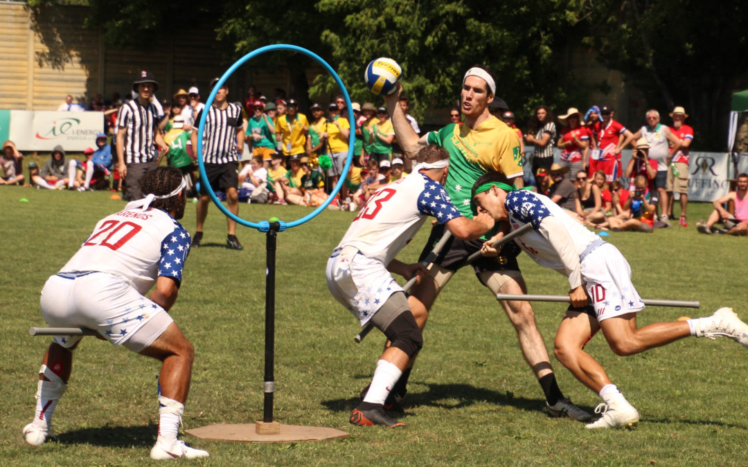 Quidditch World Cup – a venture into a surreal sport