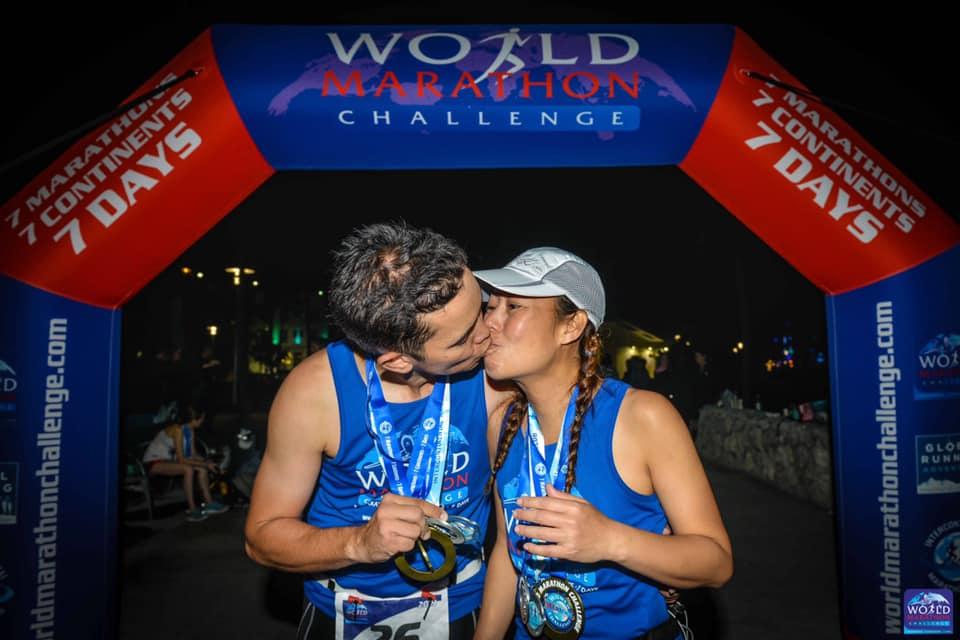 777 World Marathon Challenge